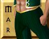 ~Mar GeniePants M Green