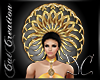 Sun Goddess Crown CC
