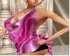 Marilyn drape top pink