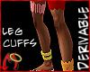 [m]agic Leg Cuffs DRV