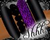 **Leopard Purple
