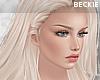 Sakyla Platinum Blonde