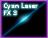 Viv: Cyan Laser FX 3