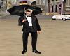 Male Avatar for Umbrella