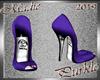 !a Business Heels Purkle