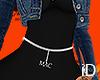 iD: Mac Belly Chain