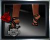 ~Sexy Black Sandals~