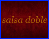 salsa doble animado