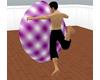 Dions Purple Egg