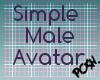 豪华 Male Avatar