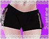 KIS Shorts Black