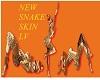 snake skin LV