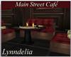 ~L~Cafe-U Shape Booth