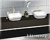 H. Modern Vanity Sink