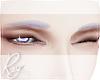 Purple Pastel Eyebrows
