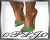 Heels - Green