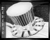 ~M~Noel Hat Silver
