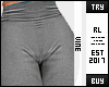 ♔ Grey Leggings RL