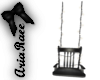 Dark Magic Swing Chair