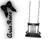 Dark Magic Swing Chair