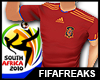 F  WC Spain H Jersey