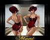 DMC Sexy Red Lingerie
