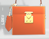 e Box Bag! Orange