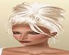 Butterfly Bun Blond Hair
