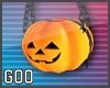 {G} Jack-O-Lantern Bag 1