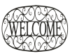 Welcome 3d Sign 2