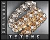T.Pearls Bracelets R