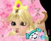 W! Princess Peachy Crown