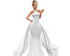 Goddess White Gown