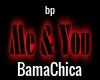 [bp] Me & You Sticker