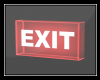 Neon Exit Sign Drv