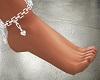 JS Diamond Anklet