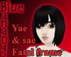 Yae and Sae ghost skin