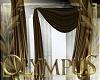 Olympus golden curtain