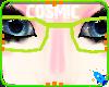 [C]Obnox Glasses lime