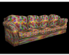 Candy Colour Couch