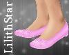 LS Pink  Balerinas