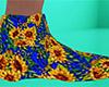 Sunflower Slippers 2 (M)