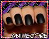 !A! Black Nails
