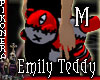 Emily Teddy Kitten