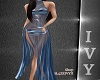 IV.Blue&Sleek Dress