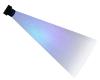 Blue spot light