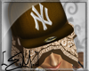 [E.M.] NY Fitted Brown