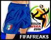 F| WC Italy H Shorts