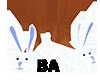 [BA] Mens Bunny Slippers