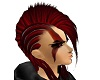 *PMM red&bl wild hair